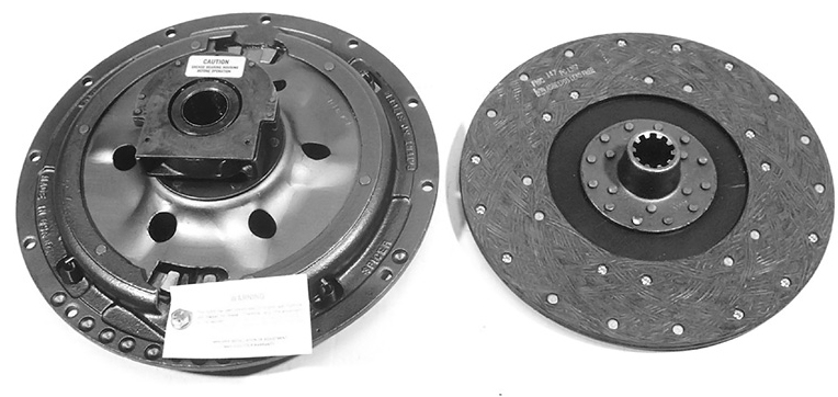 14-inch-pull-type-clutch-single-plate-Spicer-2