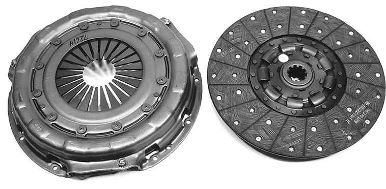 Foreign-made-truck-clutch-late-model-Valeo-1