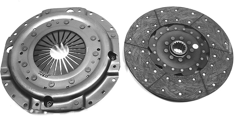 Foreign-made-truck-clutch-late-model-Valeo-2