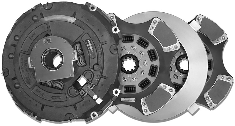 Fleet Saver Clutch Kit