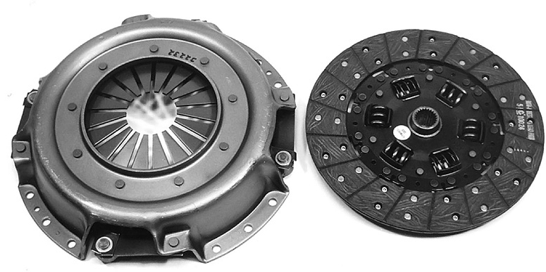 Foreign-made-truck-clutch-late-model-Dalkin-1