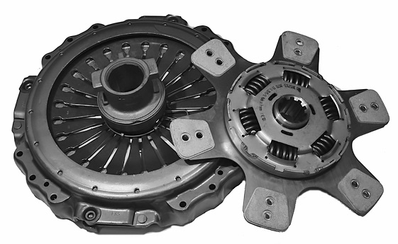"17"" Pull Type Clutch - F&S"