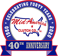 Mid-America Clutch - Celebrating 40 years